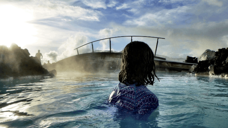 Blue Lagoon With Kids Things To Do In Iceland Semi